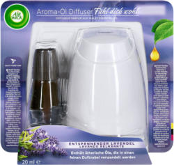 Air Wick Aroma-Öl Diffuser Starter-Set