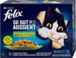 dm felix So gut wie es aussieht Katzenfutter Gemischte Vielfalt & Gemüse in Gelee