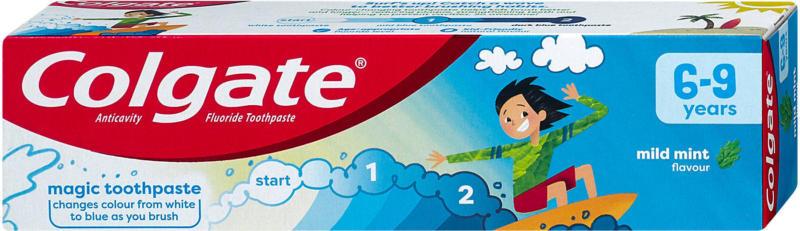 Colgate Magic Zahnpasta für Kinder