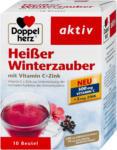 dm Doppelherz aktiv Heißer Winterzauber mit Vitamin C + Zink Beutel