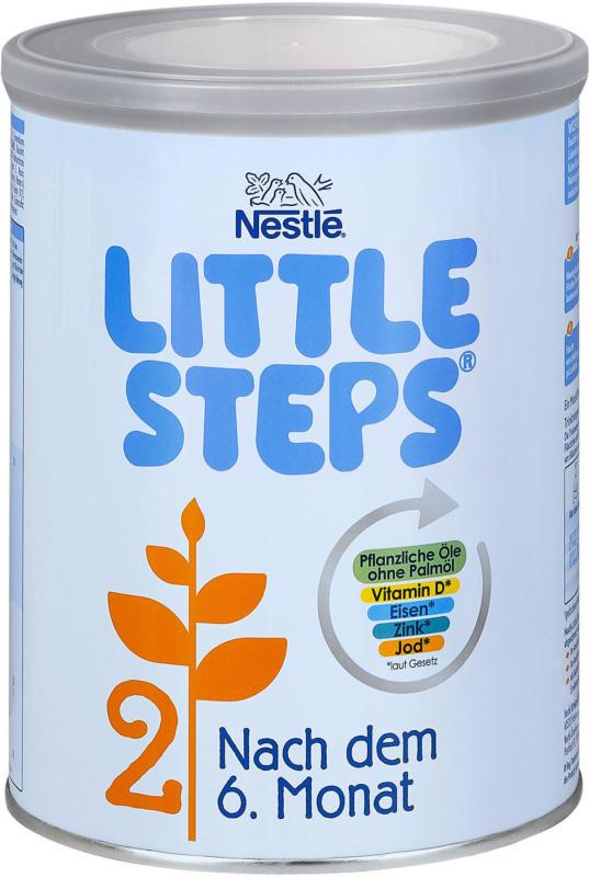 Nestlé Little Steps 2 Folgemilch
