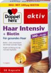 dm Doppelherz aktiv Haar Intensiv + Biotin Kapseln