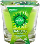 dm glade Bamboo Bliss Song Duftkerze im Glas