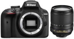 Nikon D3400 + AF-S 18-105/3.5-5.6G VR DX