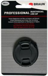 Braun Objektivdeckel 52mm