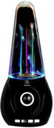 Axxtra Aqua Dance Bluetooth Lautsprecher mit Akku, Radio