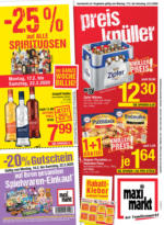 Maximarkt Flugblatt 17.02. bis 22.02. Linz, Haid, Wels, Ried & Vöcklabruck