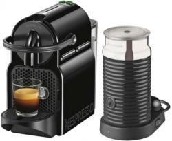 DeLonghi Nespresso-Kapselmaschine EN 80.BAE INISSIA MILK SCHWARZ