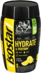 dm isostar Hydrate & Perform isotonisches Getränke-Pulver Zitrone