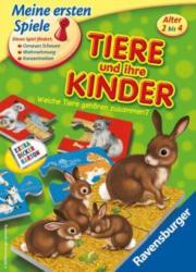 Tiere und ihre Kinder Ravensburger