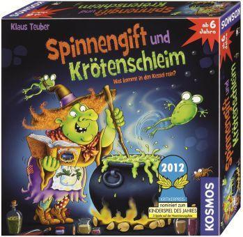 Spinnengift und Krötenschleim Kosmos