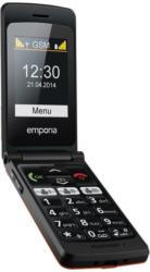 """emporia FLIPbasic F220i red Klapphandy 2.2"""" - vertragsfrei für alle Netze"""