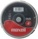 Expert Thaller Maxell DVD-R 4.7 16F Spindel 10er-Pack DVD-Rohlinge