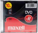 Expert Thaller Maxell DVD-R 4.7 16F SC 10er-Pack DVD-Rohlinge