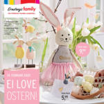 Ernsting´s Family - Ei love Ostern! - ab 14.2.