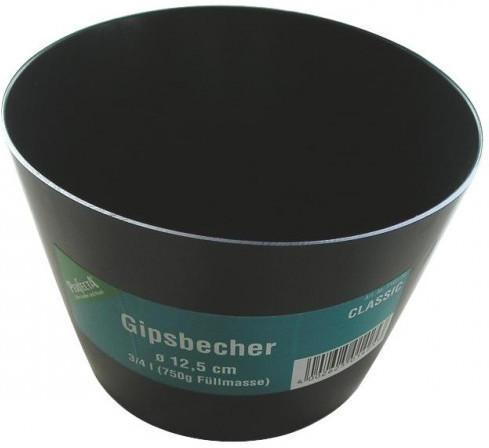 Gipsbecher