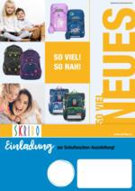 SKRIBO Schulneuheiten-Journal