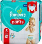 dm Pampers baby-dry nappy pants Gr. 5 (12-17 kg)