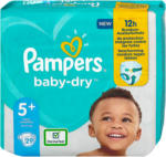 dm Pampers baby-dry Windeln Gr. 5+ (12-17 kg)
