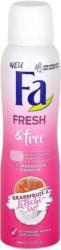 Fa Deodorant Grapefruit & Litschi Fresh & Free