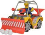 ROFU Kinderland Feuerwehrmann Sam - Mercury-Schnee Quad - bis 23.02.2020