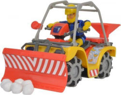 Feuerwehrmann Sam - Mercury-Schnee Quad