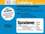SKRIBO Aichinger Skribo Einladung zur Schultaschen-Ausstellung! 15.02. - 16.02. - bis 16.02.2020