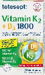 dm-drogerie markt tetesept Vitamin K + D3 Mini Tabletten 30St.
