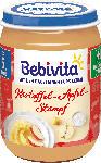 dm-drogerie markt Bebivita Babymenü Tolle Knolle Kartoffelpuffer mit Apfelpüree ab 6. Monat