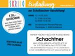 Skribo Skribo Einladung zur Schultaschen-Ausstellung! 13.03. - 14.03. - bis 14.03.2020