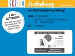 SKRIBO Aichinger Skribo Einladung zur Schultaschen-Ausstellung! 17.02. - 22.02. - bis 22.02.2020