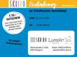 SKRIBO Schachtner Skribo Einladung zur Schultaschen-Ausstellung! 06.03. - 07.03. - bis 07.03.2020