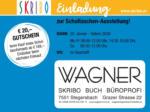SKRIBO Schachtner Skribo Einladung zur Schultaschen-Ausstellung! 20.01. - Ostern 2020 - bis 19.03.2020