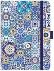"KORSCH Taschenkalender ""Orient Mosaik"" bunt 2020"