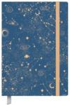 """PAGRO DISKONT KORSCH Buchkalender """"Campus - Sternenhimmel"""" blau 2020"""
