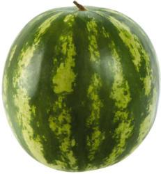 Wassermelone im Ganzen aus Spanien