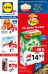 Lidl Österreich LIDL Flugblatt Food - bis 26.02.2020