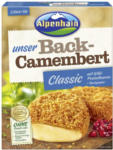 real Alpenhain Back-Camembert oder Back-Mozzarella Sticks 45/40 % Fett i. Tr. jede 200-g-Packung - bis 22.02.2020