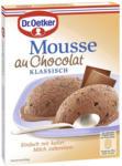 real Dr. Oetker Mousse au Chocolat klassisch oder Tiramisu Creme jede 92/70-g-Packung und weitere Sorten - bis 22.02.2020