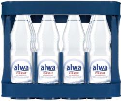 Alwa Mineralwasser versch. Sorten, 12 x 1 Liter, jeder Kasten