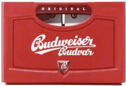 Budweiser 24 x 0,33/20 x 0,5 Liter, jeder Kasten