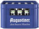 real Augustiner Vollbier Hell 20 x 0,5 Liter, jeder Kasten - bis 15.08.2020