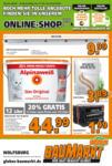 Globus Baumarkt Wochen Angebote - bis 22.02.2020
