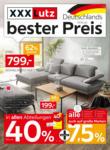 XXXLutz Deutschlands bester XXXLutz Preis - bis 01.03.2020