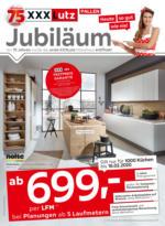 75 Jahre Jubiläum - Küchenaktion