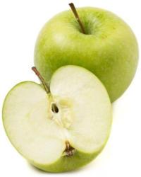 Da komm ich her! Granny Smith Apfel gelegt aus Österreich