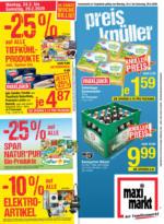 Maximarkt Flugblatt 24.02. bis 29.02. Ried