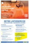 Metro METRO Flugblatt - Gastronomie - 20.2. bis 4.3. - bis 04.03.2020