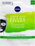 dm Nivea Urban Detox Effekt 10 Minuten Tuchmaske