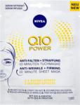 dm Nivea Q10 Power 10 Minuten Tuchmaske Anti-Falten + Straffung
